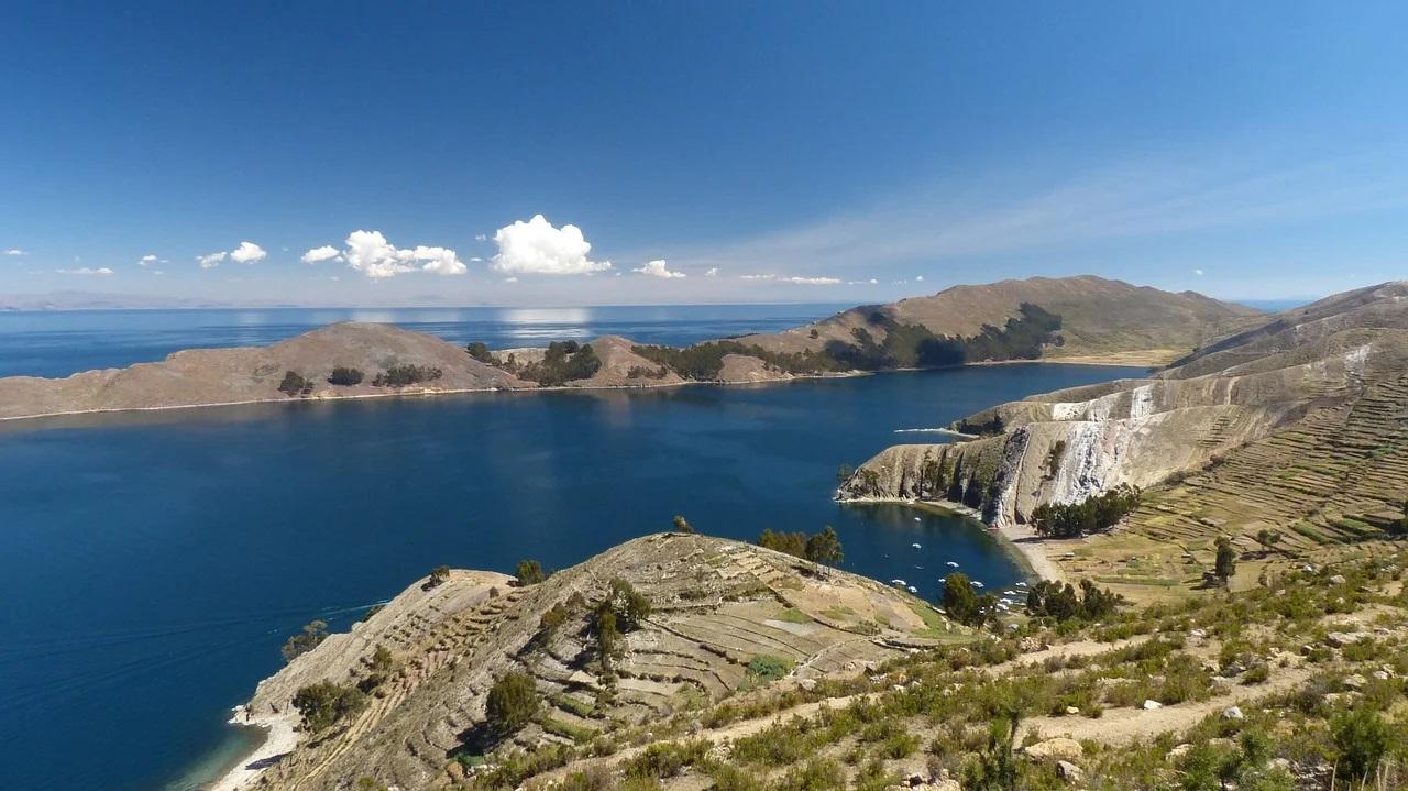 A là découverte du lac Titicaca
