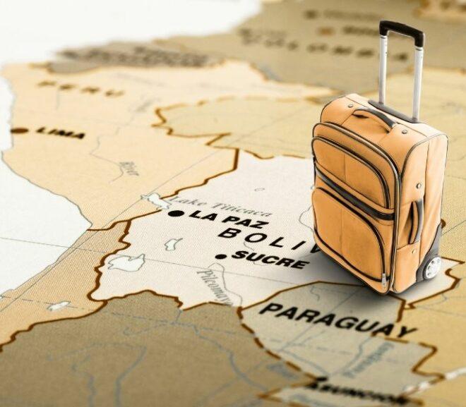 Voyages autour de la Bolivie