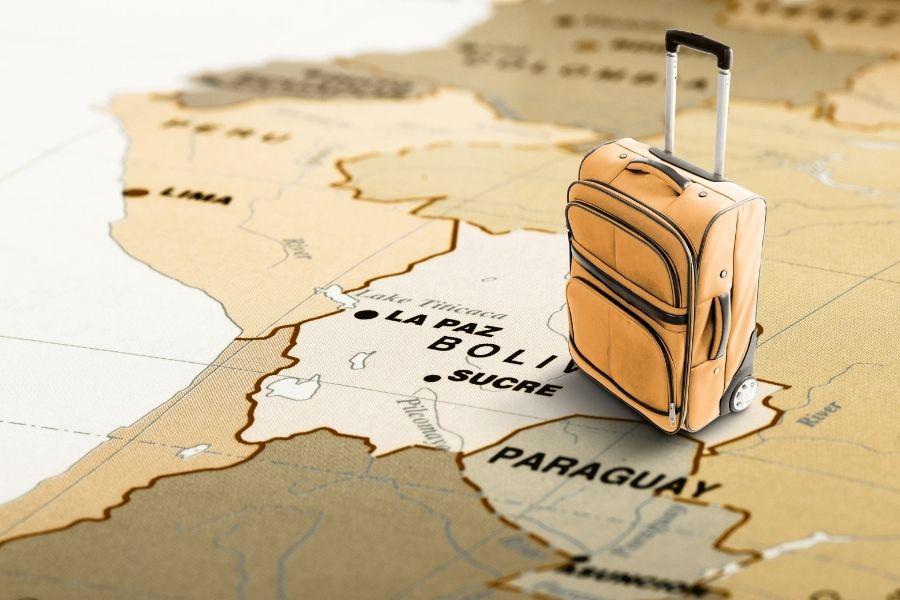 visa pour voyager depuis la bolivie